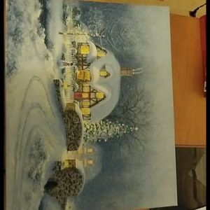 Lovely Christmas Canvas